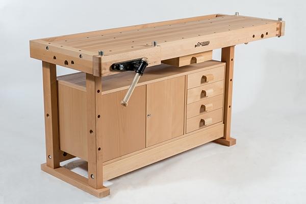 Beaver Premium Plus Workbench Cwi Woodworking Technologies