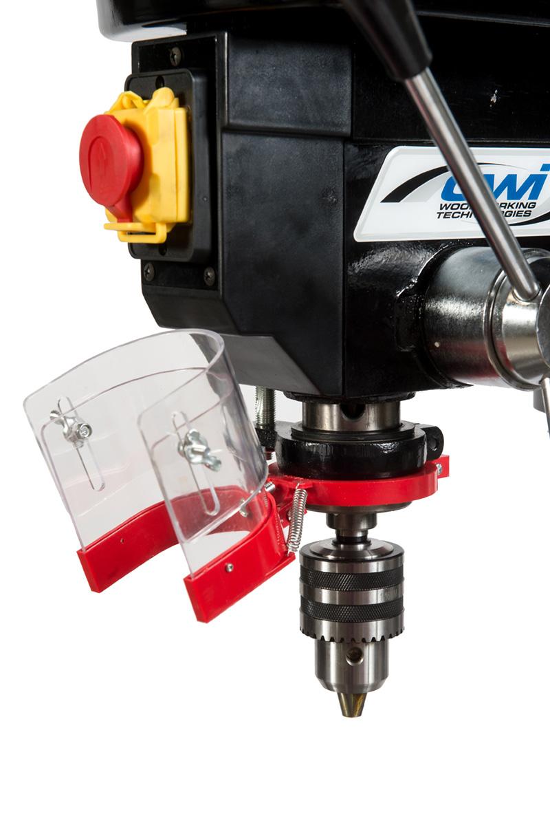 Bullett 17 Quot Floor Model Drill Press Cwi Woodworking Technologies