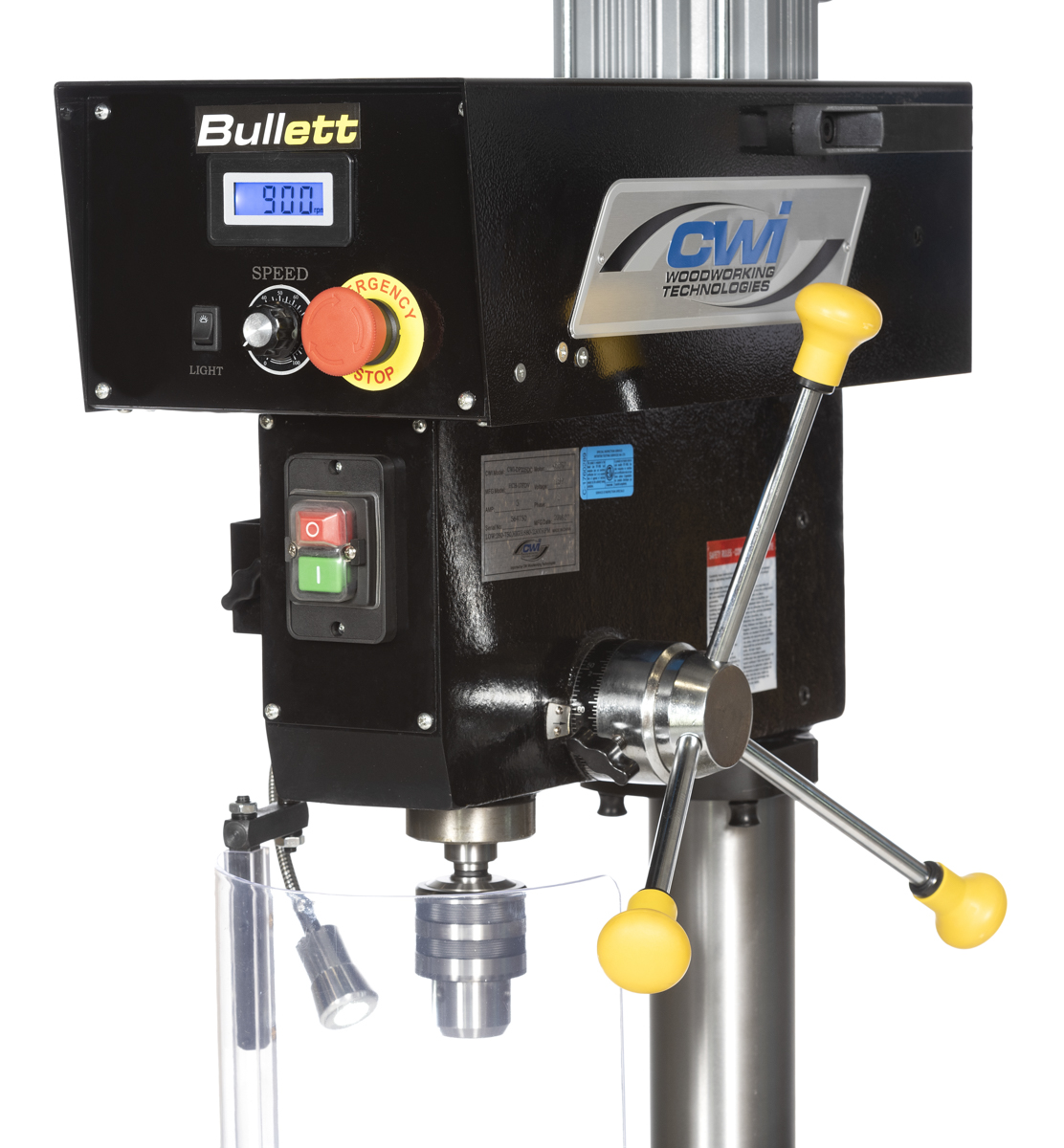 Variable Speed Control with Digital Read Out