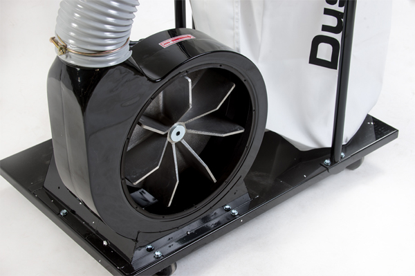 Explosion Proof Fan >> DustFX 1.5 HP Dust Collector - CWI Woodworking Technologies