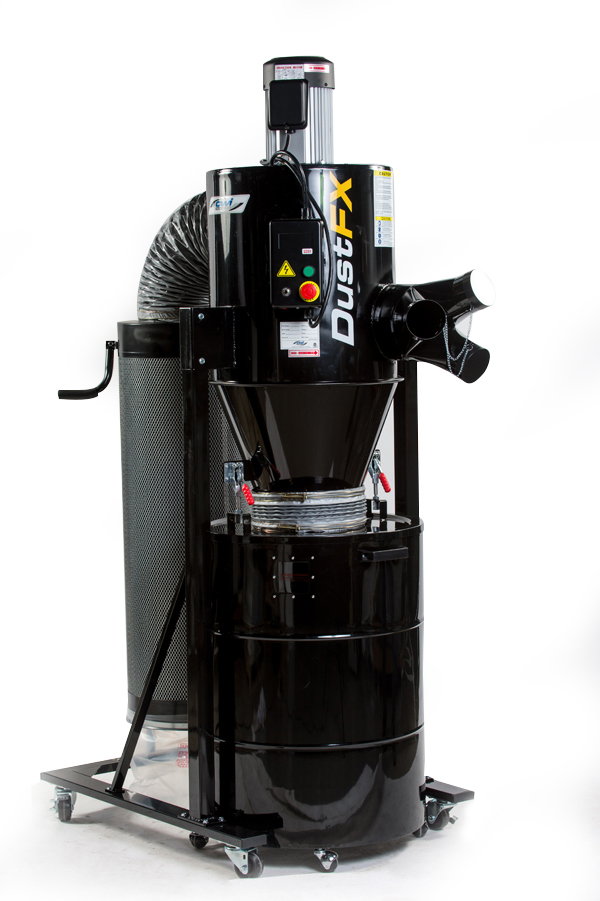 DustFX 3 HP Hepa Cyclone Dust Collector |