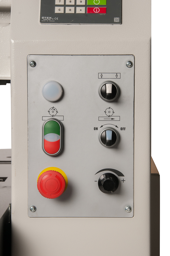 207-CWI-P0721HC -Control Panel