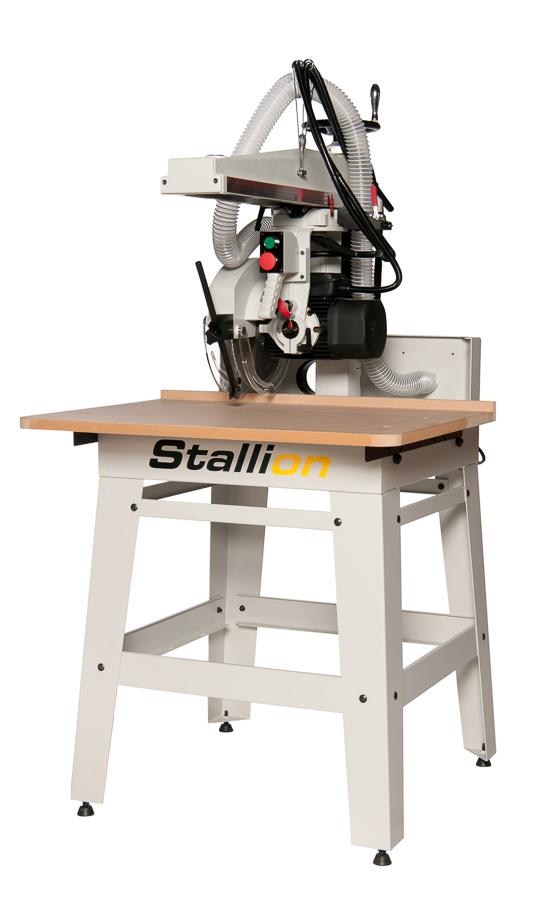 stallion 12 radial arm saw cwi woodworking technologies