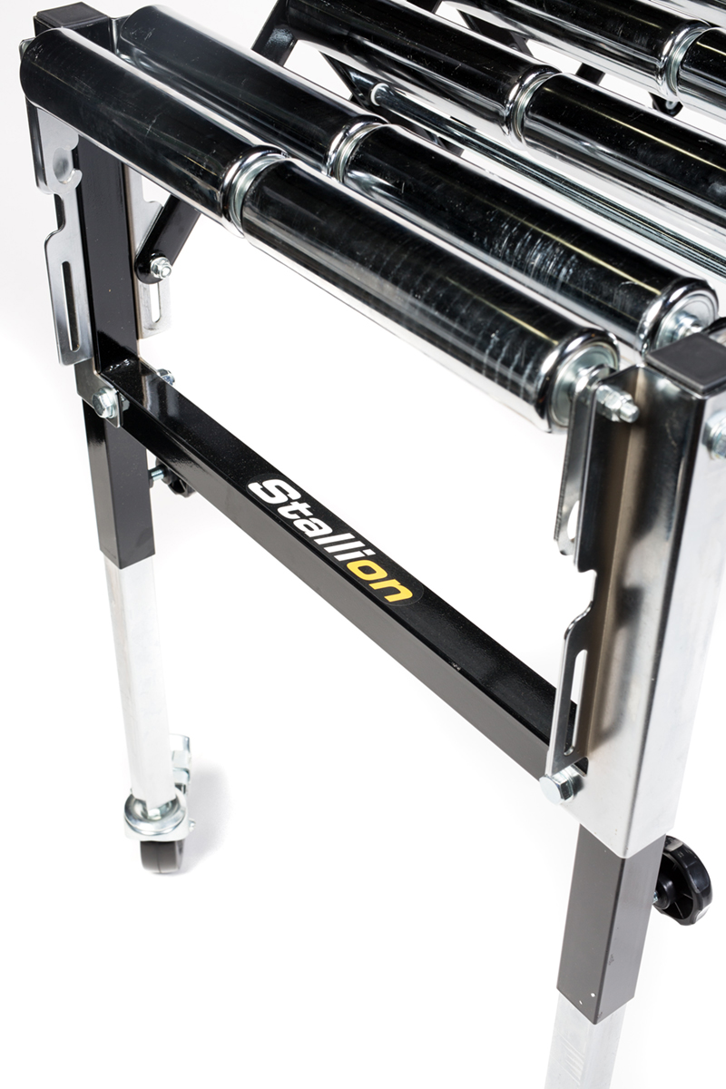 Stallion mobile roller stand cwi woodworking technologies - Mobel roller teppiche ...