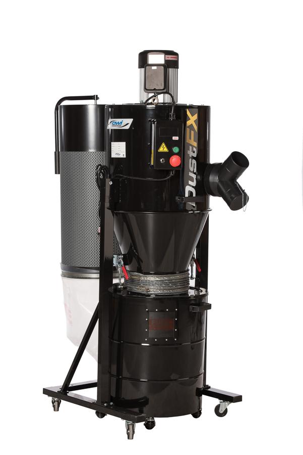 2863-DustFX 2 HP Hepa Cyclone_2863
