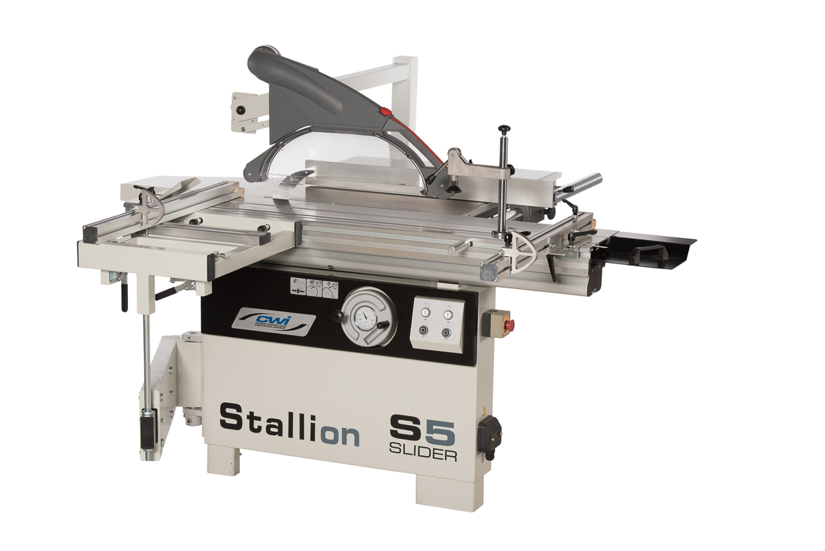 2907-T1204-S5 Sliding table saw