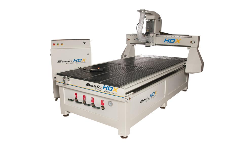 340-CWI-CNC4896B-HDX-Basic HDX 4' x 8' CNC