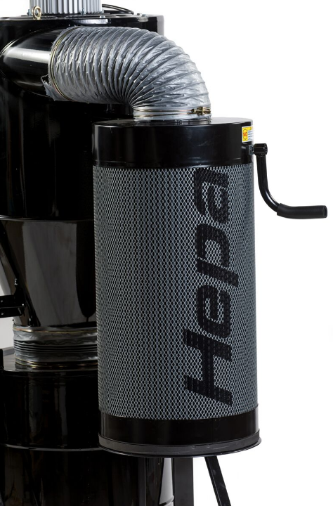 DustFX Hepa Filter 2HP Cyclone