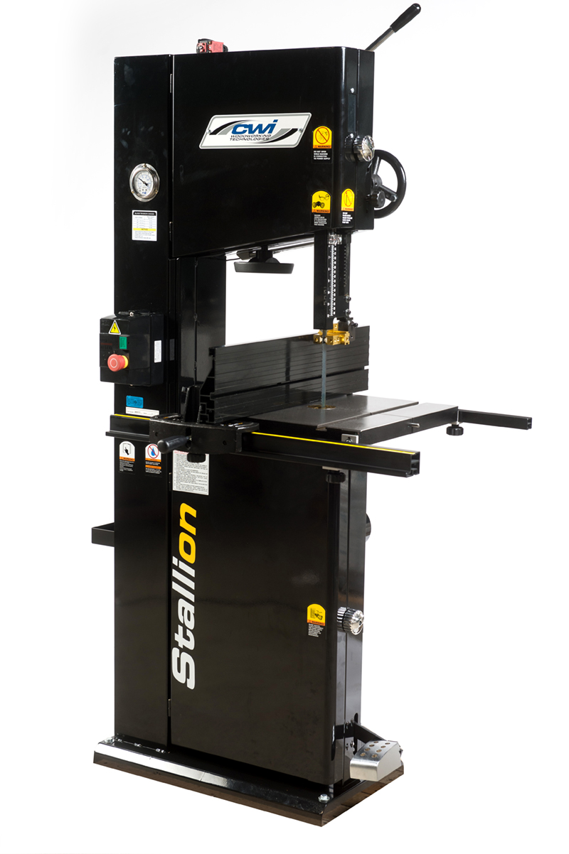 Stallion 15 Floor model 2 HP Bandsaw