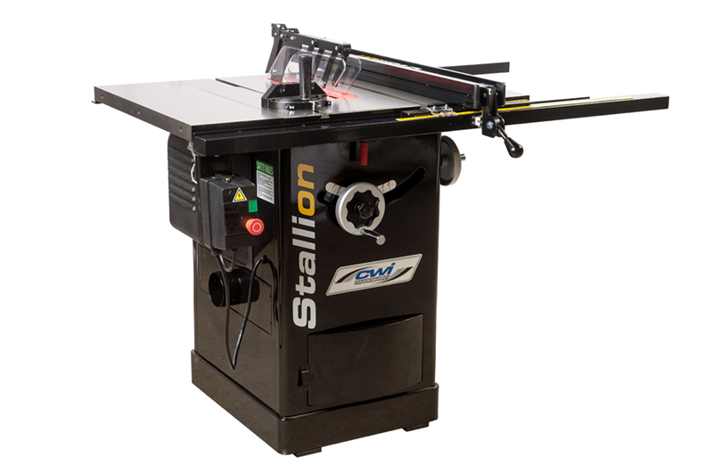 Stallion 10:12 Table Saw 30 Fence