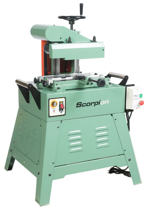 scorpion 7 molder/planer
