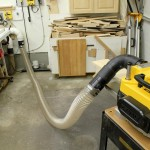 The DustFX Polyurethane Dust Collection Hose Review