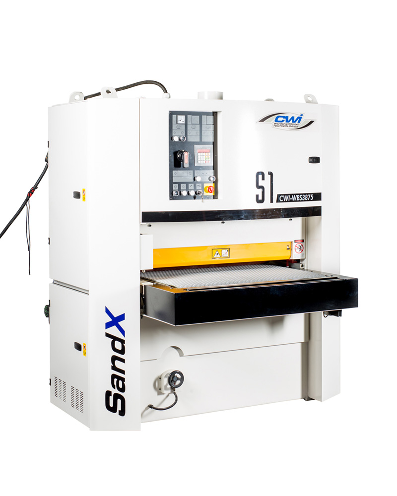 abrasive machinery cwi woodworking technologies