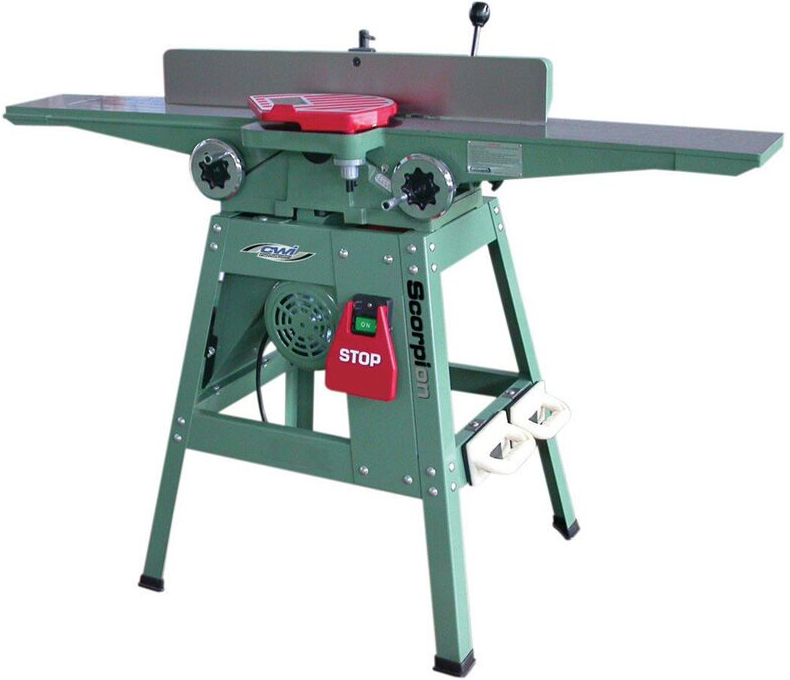 scorpion 6 jointer
