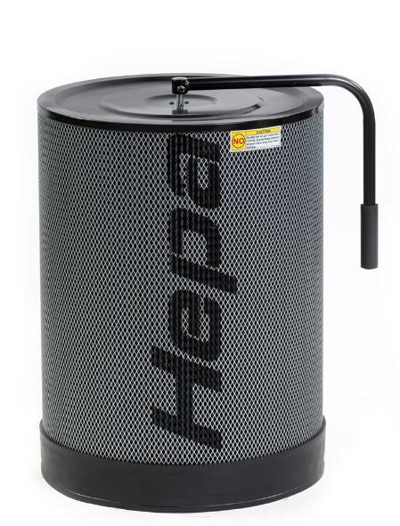 DustFX Hepa Filter 1.5-3HP
