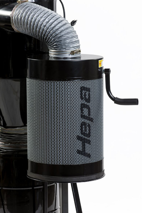 DustFX Hepa Filter 1.5HP Cyclone