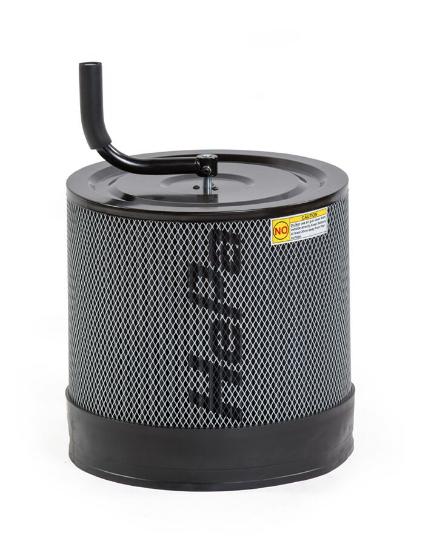 DustFX Hepa Filter 1HP