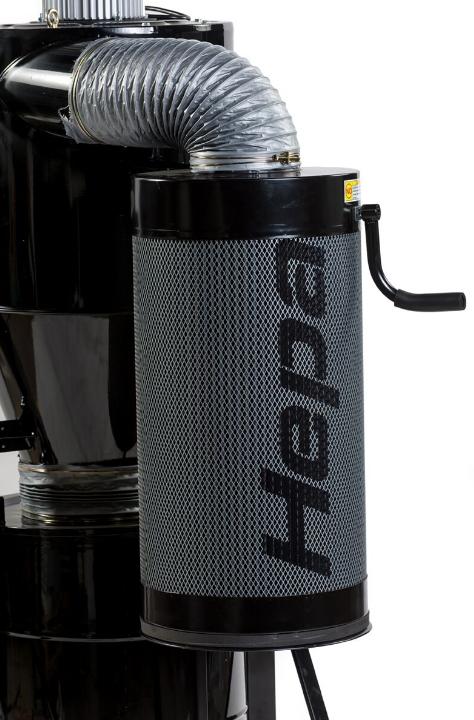 DustFX Hepa Filter 2HP Cyclone