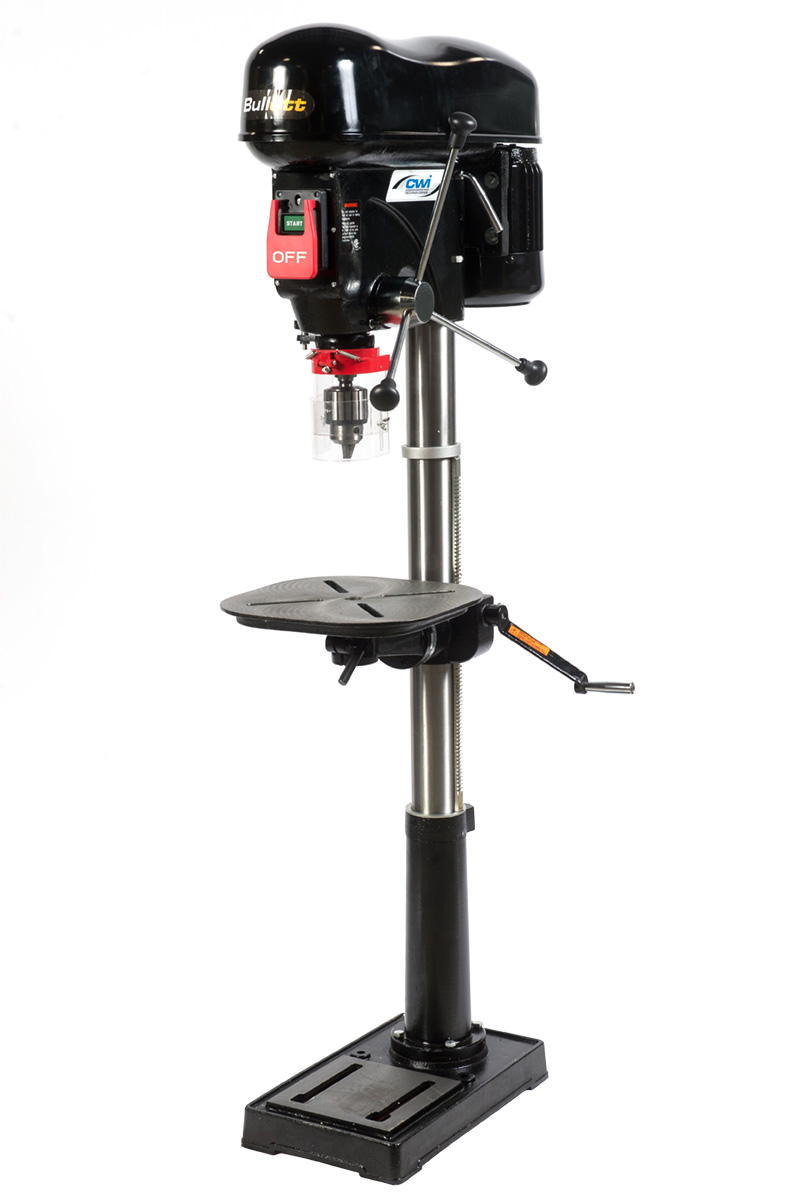 Bullet Deluxe 17 Floor model Drill Press
