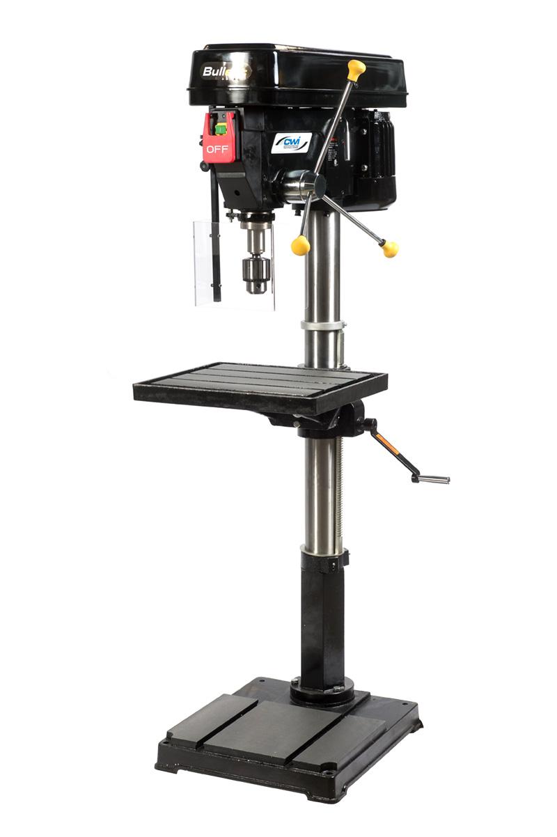 Bullet Deluxe 22 Floor model Drill Press