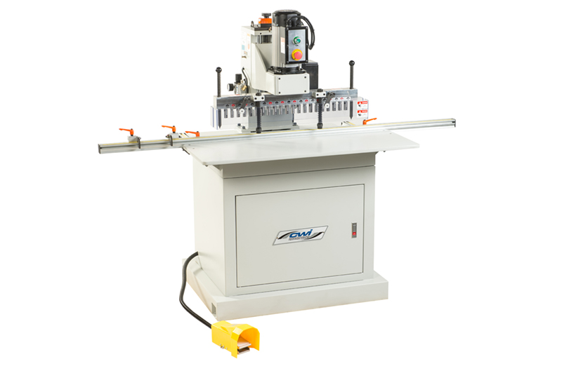 CWI 21 Spindle Pneumatic Drilling machine