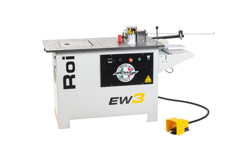 Roi EW3 Edgebanding Workstation