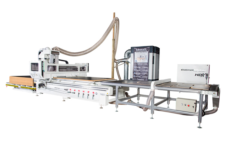 CabinetMaker HDX - CWI Woodworking Technologies